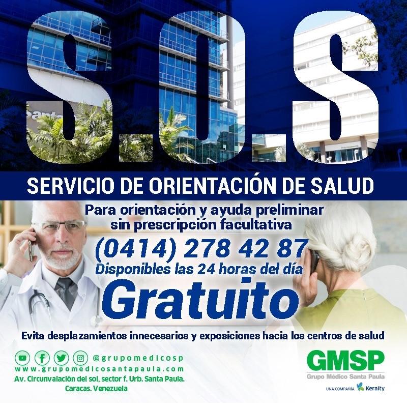 GMSP PONE A DISPOSICION CONSULTA MEDICA ONLINE GRATUITA