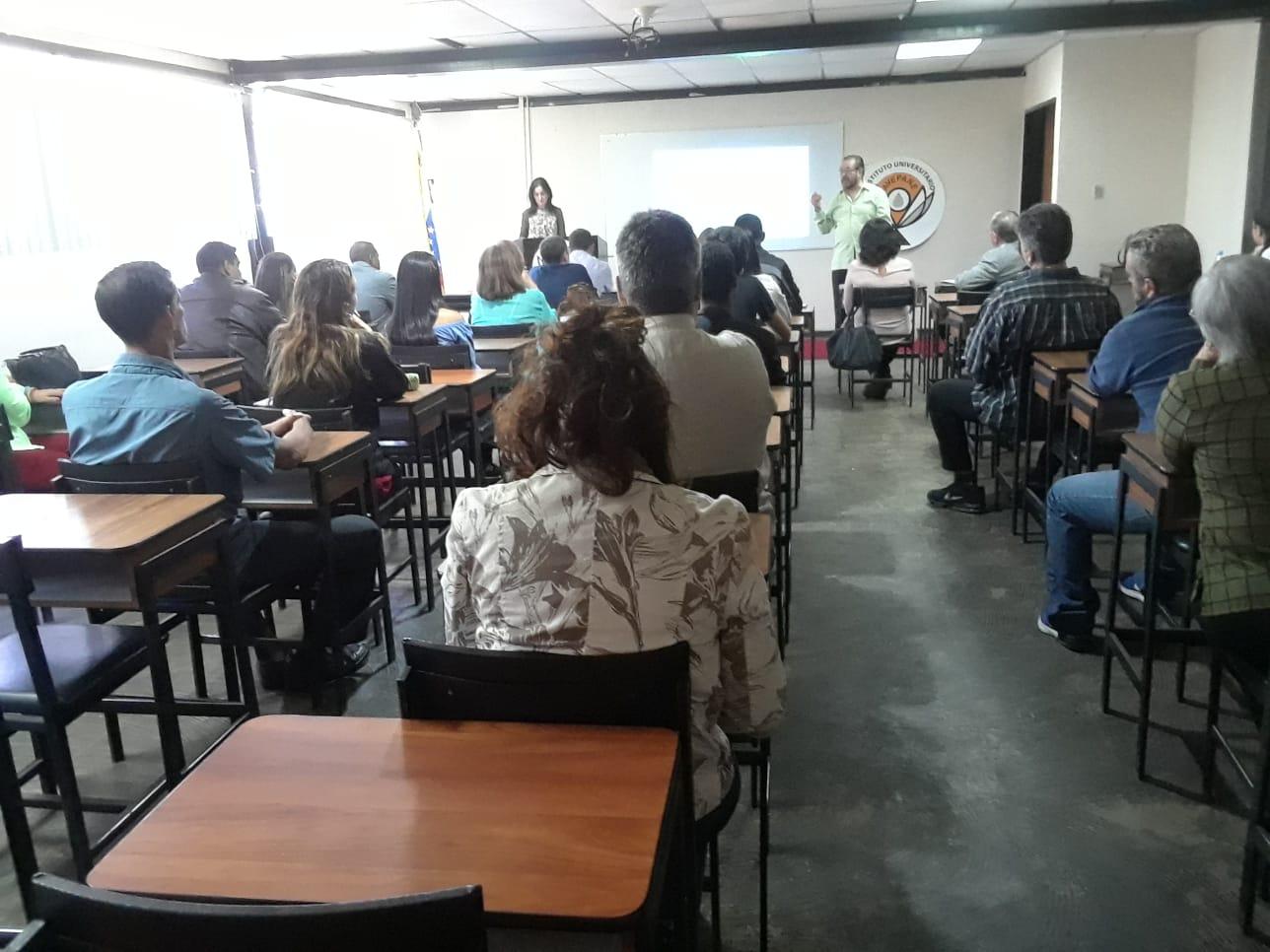 """Variado y actualizado el Conversatorio """"Conversaciones con Expertos"""" realizado por el Centro ECI y el Instituto Universitario Avepane"""