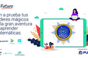 Programa Profuturo de Fundación Telefónica│Movistar lanza app sin  costo para aprender matemática de manera lúdica