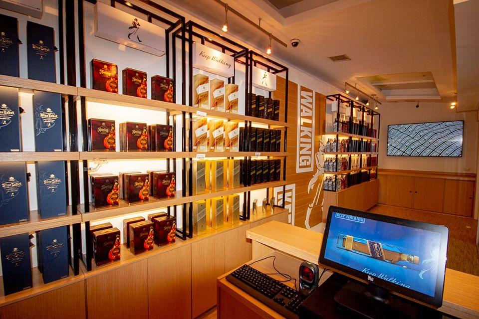 Johnnie Walker abre su primera tienda en Venezuela