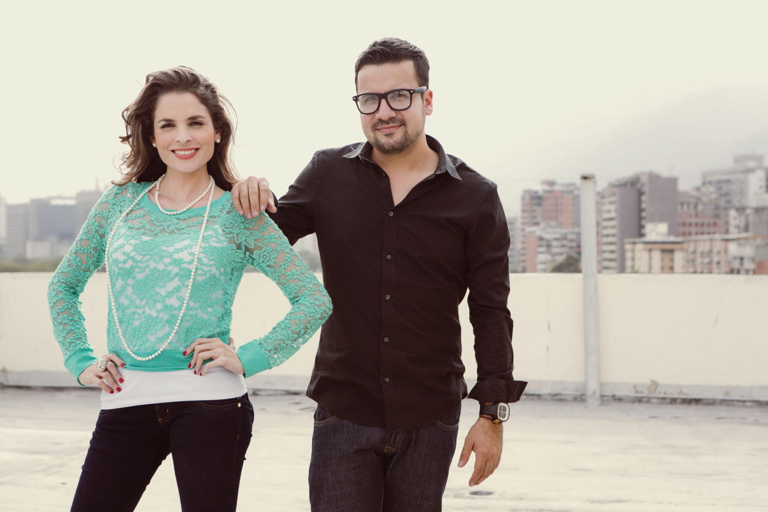 El sábado 23 de Mayo Daniela Bascopé y Álvaro Pérez Kattar presentan su nueva conferencia Conoce a tu maestro: la crisis