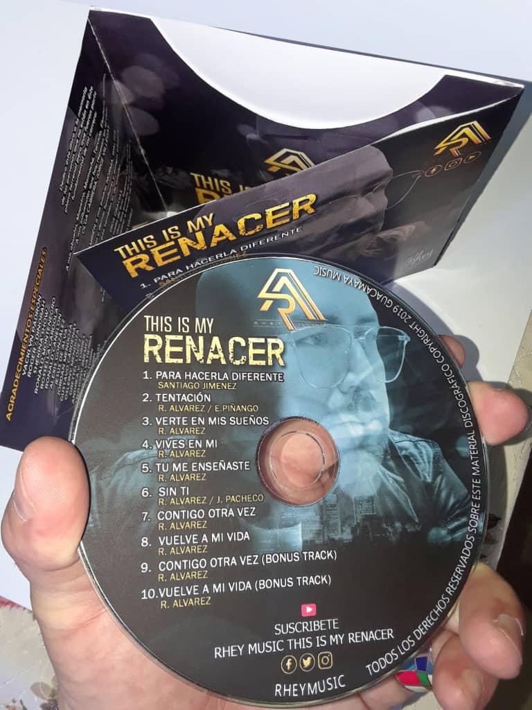 Rhey Music sigue dando e que hablar con su disco » Renacer»