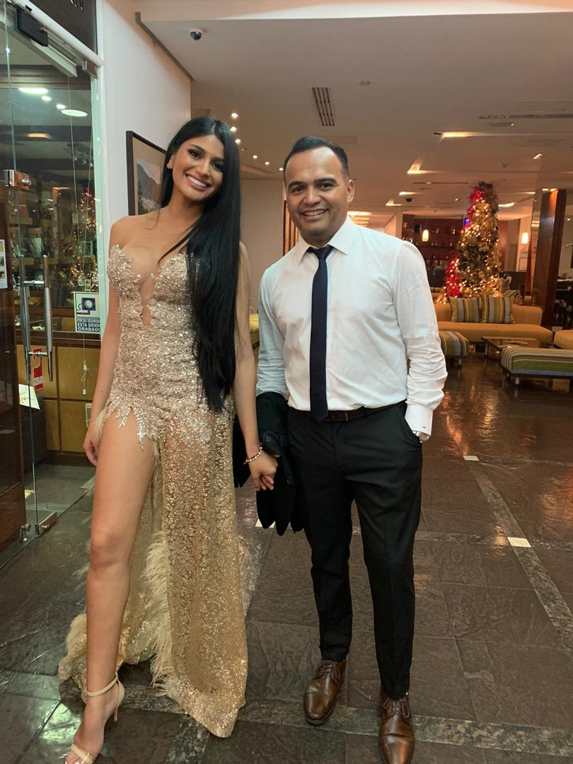 JORGE SILVA, el HOMBRE que ENAMORÓ a STHEFANY GUTIÉRREZ, MISS VENEZUELA 2017