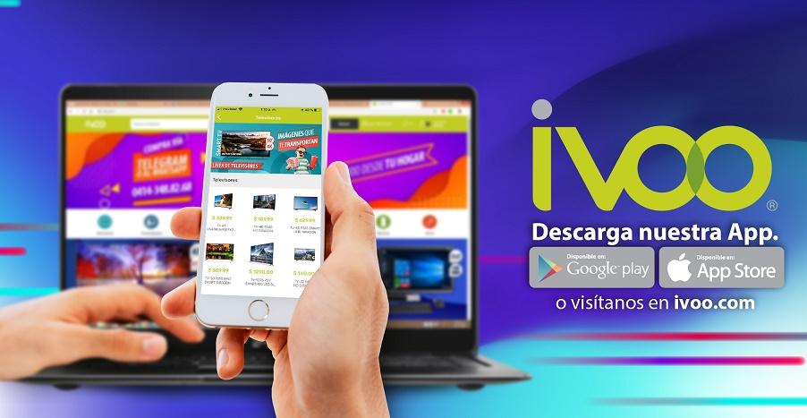 Con el lanzamiento de su sitio web y aplicación móvil, IVOO BRINDA UNA NUEVA EXPERIENCIA DE COMPRAS ON LINE