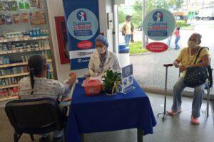 """El programa """"Cuidamos tu salud"""" de Farmatodo, sigue ofreciendo bienestar a sus pacientes"""