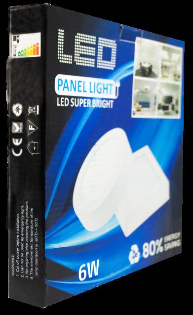 Lámparas LED superficiales :una iluminaria que brinda un diseño excepcional y moderno