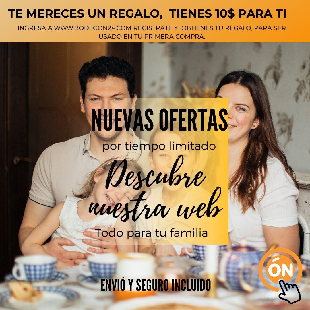 Bodegon24.com es la alternativa genuina de apoyo para la familia venezolana
