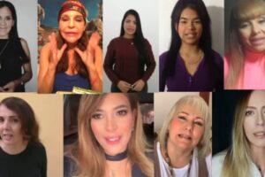 Artistas se unieron para decir no al maltrato infantil