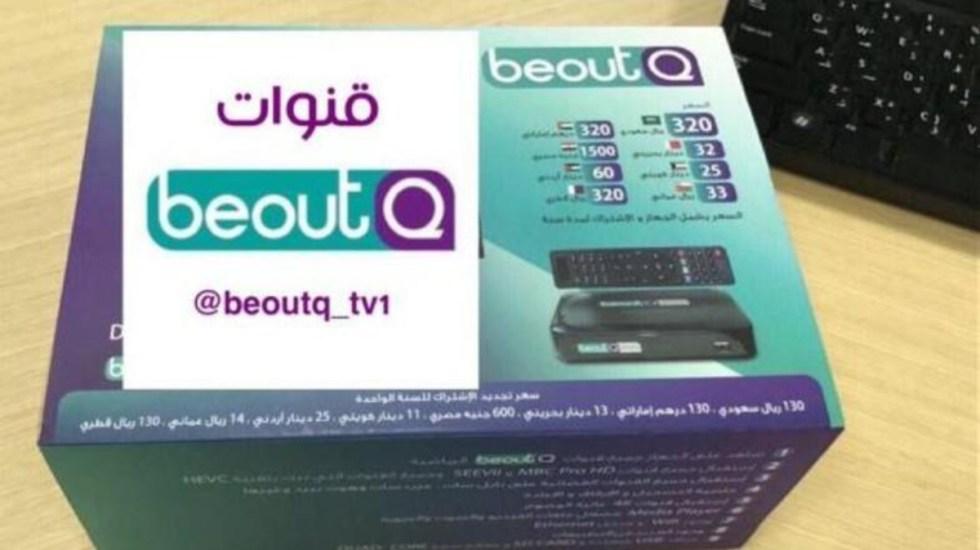 Arabia Saudita viola las obligaciones de la Organización Mundial del Comercio por negarse a tomar medidas contra la transmisión pirata «beoutQ»