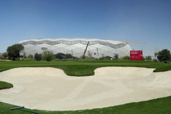 """El Estado de Qatar finalizó """"Ciudad de la Educación"""" su fabuloso tercer estadio para el Mundial de 2022"""