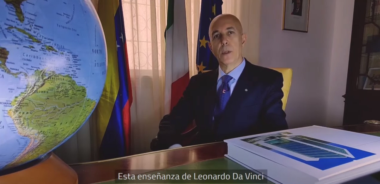 Festa della Repubblica Italiana en Venezuela