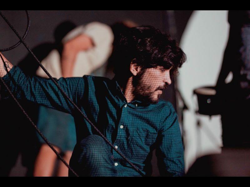Mikel Aitor estrena «Distancia», inspirado en Jorge Luis Borges