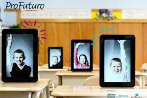 Fundación Telefónica Movistar ofrece herramientas a docentes y estudiantes para facilitar el aprendizaje a distancia