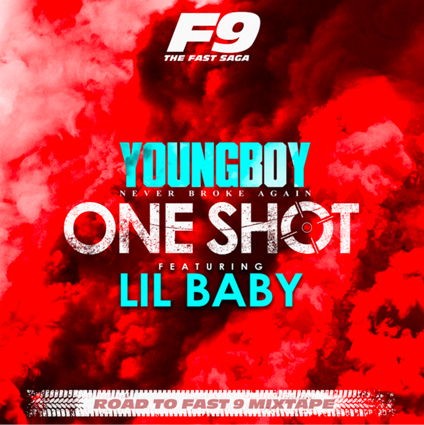 Fast and Furious – The Road to F9 Mixtape