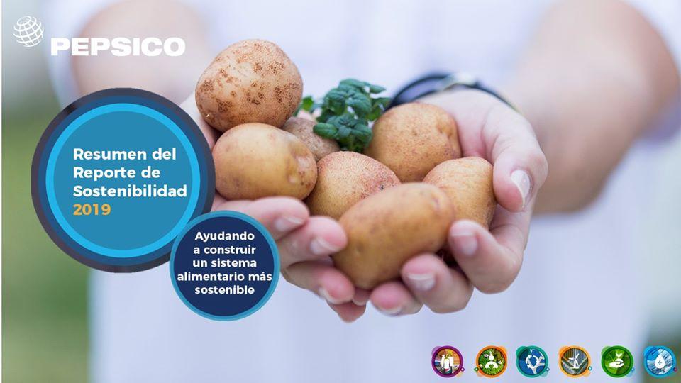 PepsiCo publica su informe de sostenibilidad 2019 donde destaca el progreso hecho para ayudar a construir un sistema alimentario más sostenible