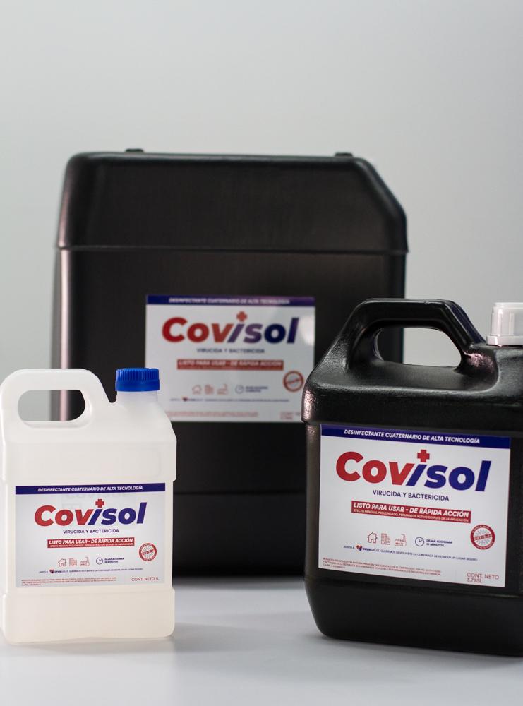 Agencia Ambiental de EEUU aprueba componente activo de Covisol para eliminar el Coronavirus