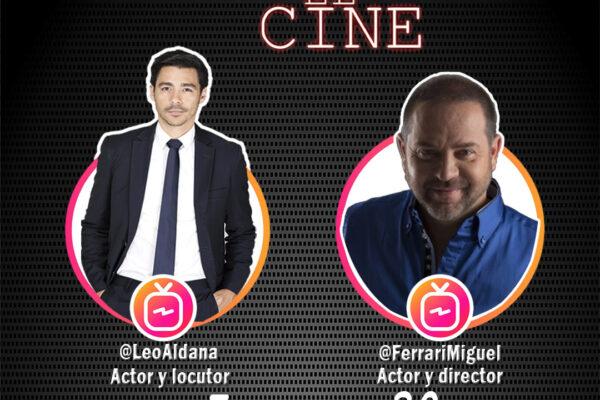 Miguel Ferrari: Seguiré teniendo personajes LGBT+ dentro de mis películas