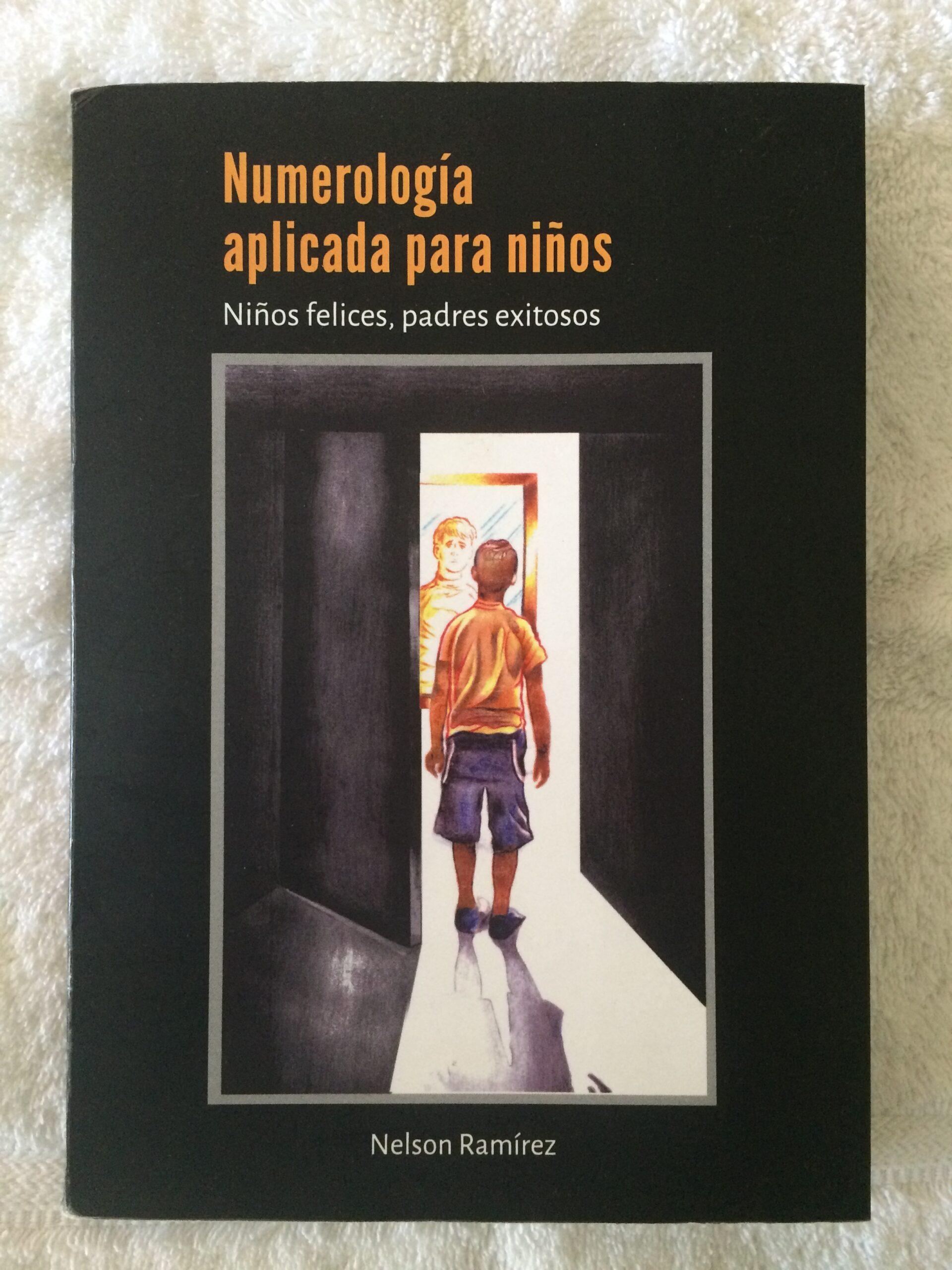 """Nelson Ramírez presenta su libro """"Numerología para niños"""""""