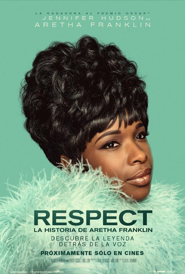 Universal Pictures presenta Respect, La Historia de Aretha Franklin