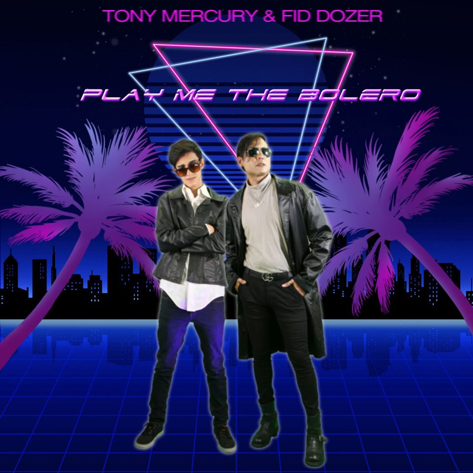 "TONY MERCURY APUNTA AL ÉXITO CON ""PLAY ME THE BOLERO"""