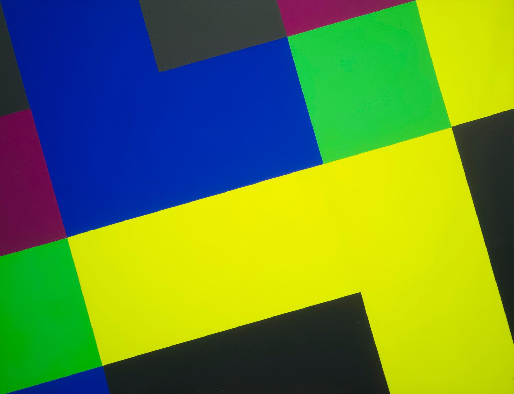 Odalys reabre en Madrid con una revisión del arte geométrico