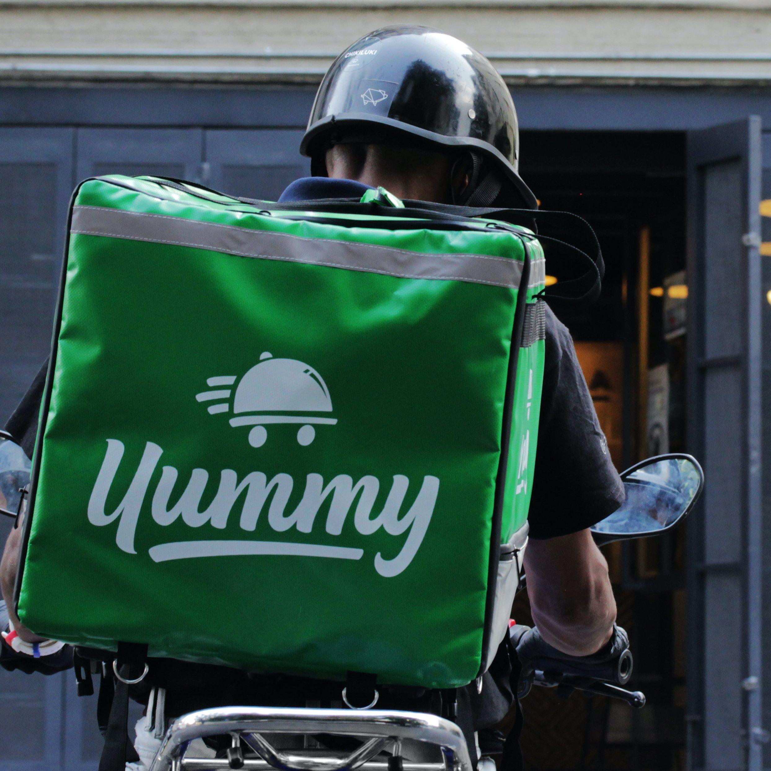 La aplicación de delivery Yummy expande sus servicios a varias ciudades del país