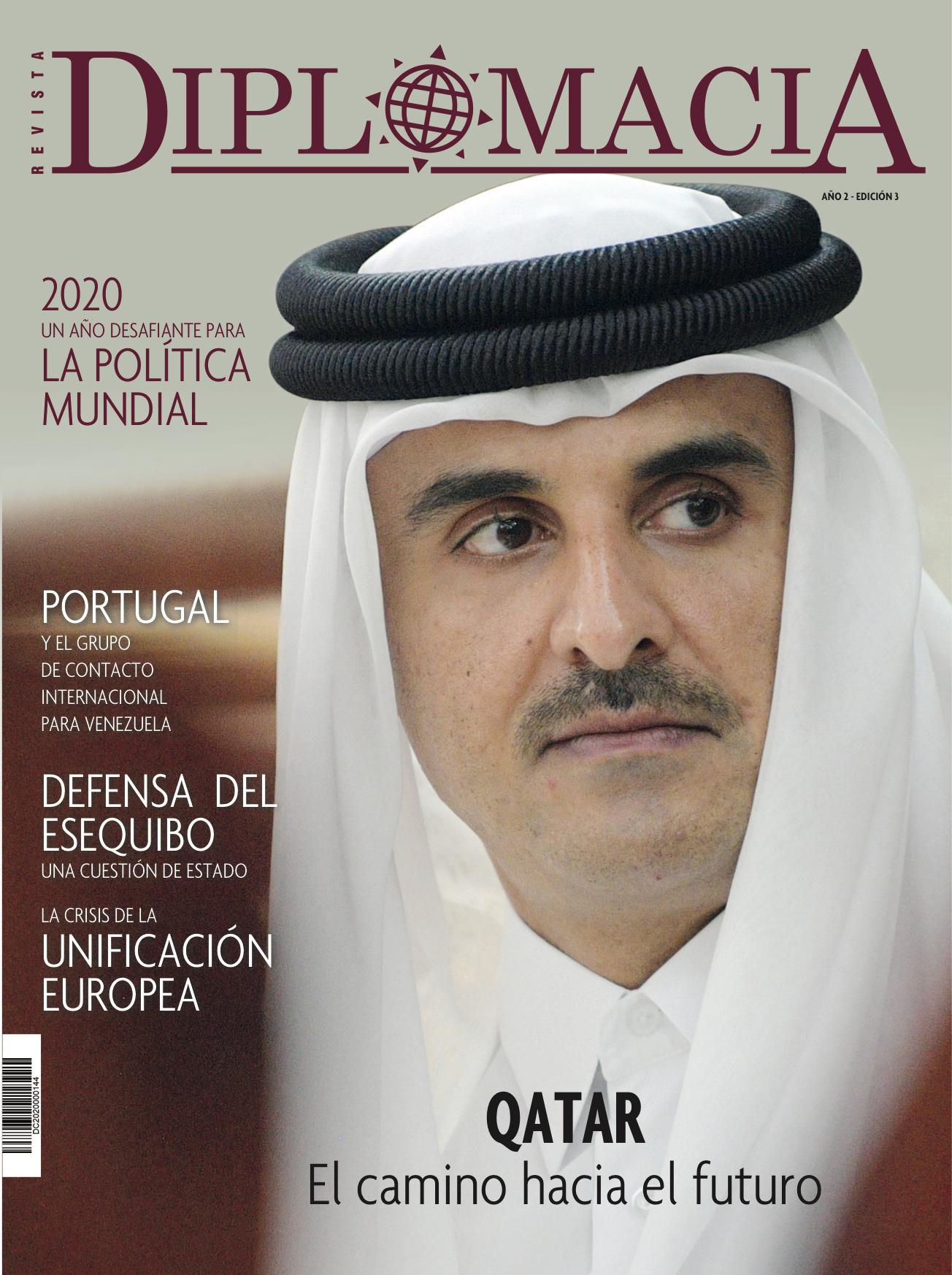 Lanzamiento 3ra Edición de la Revista Diplomacia