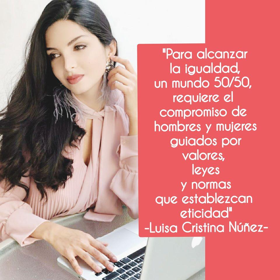 La mujer de hoy. Por Luisa Cristina Núñez