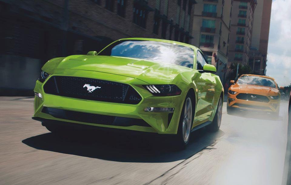 Ford Motor de Venezuela presenta su Mustang GT Premium 2020,  con un diseño moderno y aerodinámico