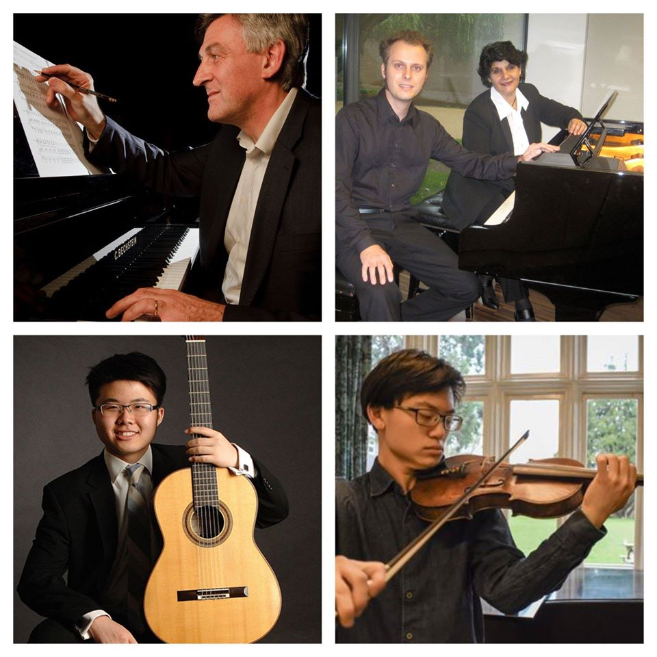 La música contemporánea se reencuentra en el New Music Concert on the Time of Covid19