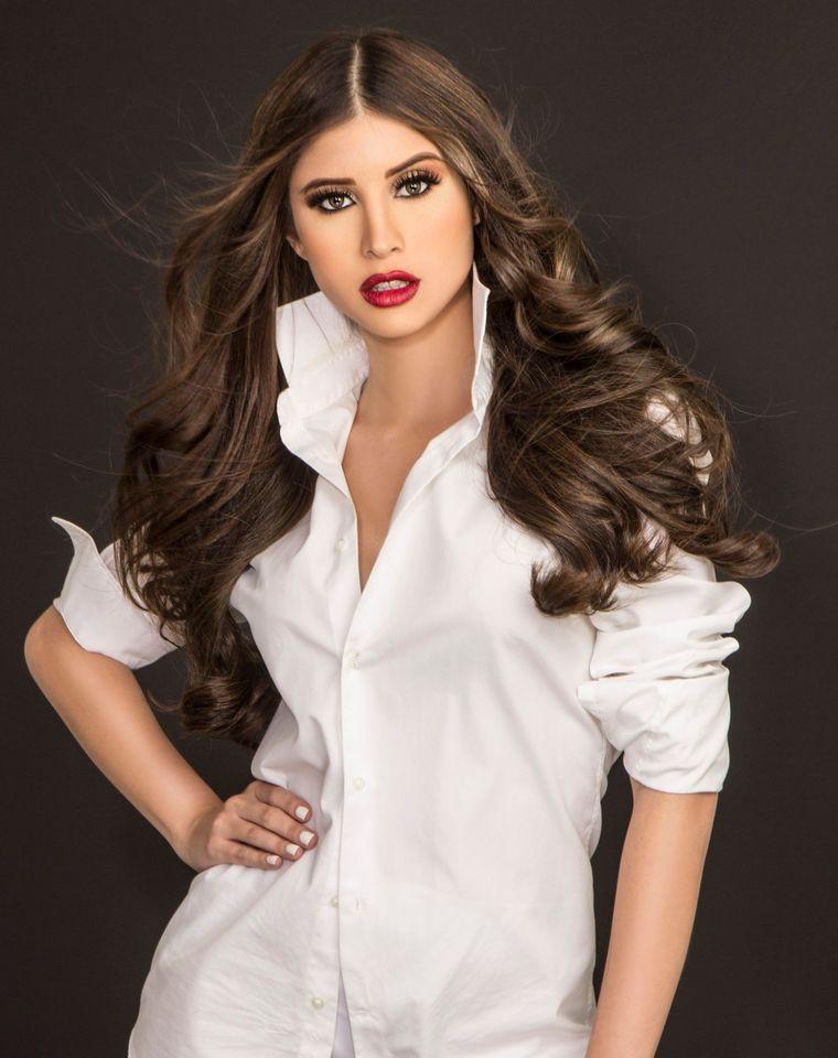 Stephanie Zreik es Miss Earth Venezuela 2020, la nueva soberana de la belleza nacional