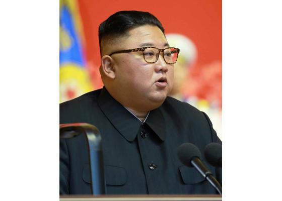 Máximo Dirigente Kim Jong Un pronuncia discurso en la VI Conferencia Nacional de Veteranos de Guerra