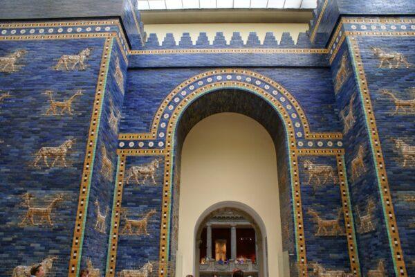 La Puerta de Ishtar: una de las maravillas de la Antigua Babilonia