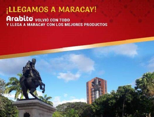 Arabito llega a Maracay la Ciudad Jardín