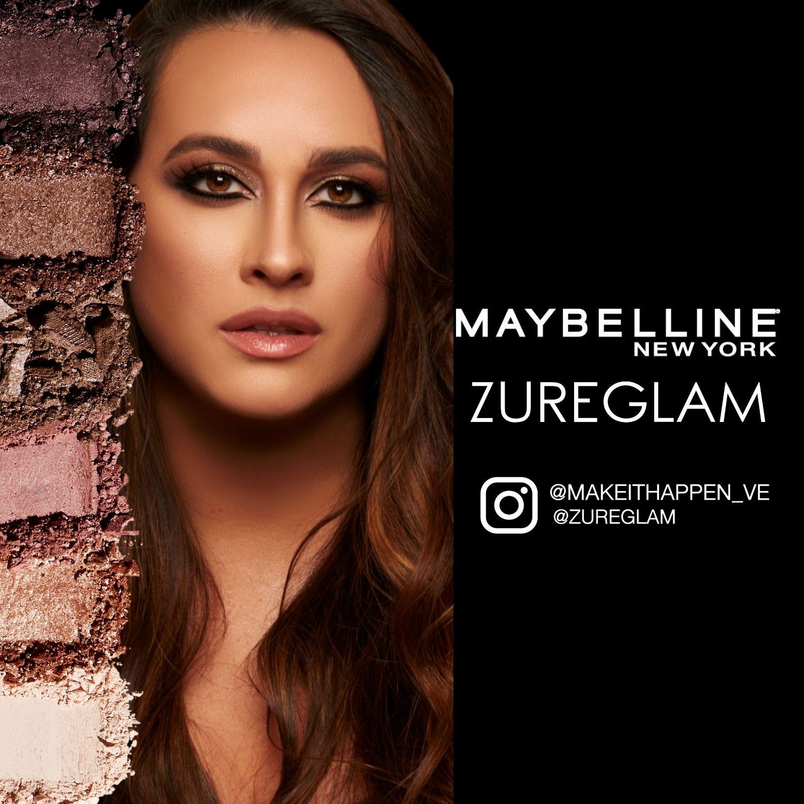 Maybelline New York y Zure Glam te muestran las últimas tendencias en maquillaje adaptadas a tu rostro