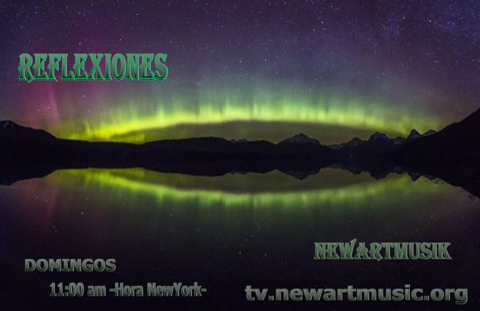 """Nace el espacio musical """"Reflexiones"""" en tiempos de Coronavirus"""