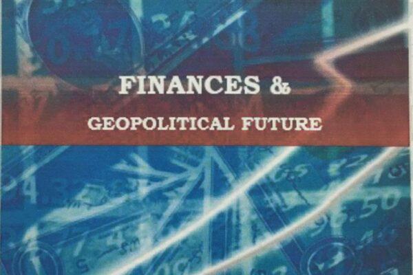 Ya está disponible, en inglés, el libro FINANZAS Y FUTURO GEOPOLITICO del Embajador Kasim Asker Hasan y el Economista Luis Mata Mollejas