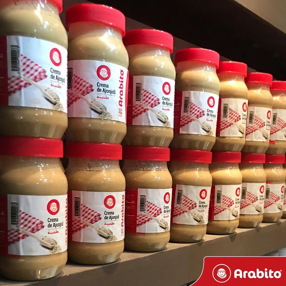 Ahora en Valencia encuentras Pan Arabito y todas las exquisiteces de Arabito_ccs