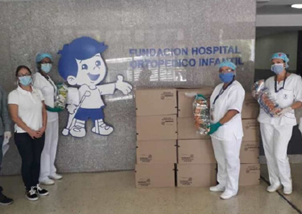 PepsiCo Venezuela continúa apoyando a comunidades en todo el territorio nacional