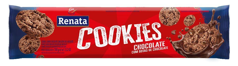 Conoce las nuevas galletas Cookies de Renata con sabor a vainilla y chocolate con chispas de chocolate