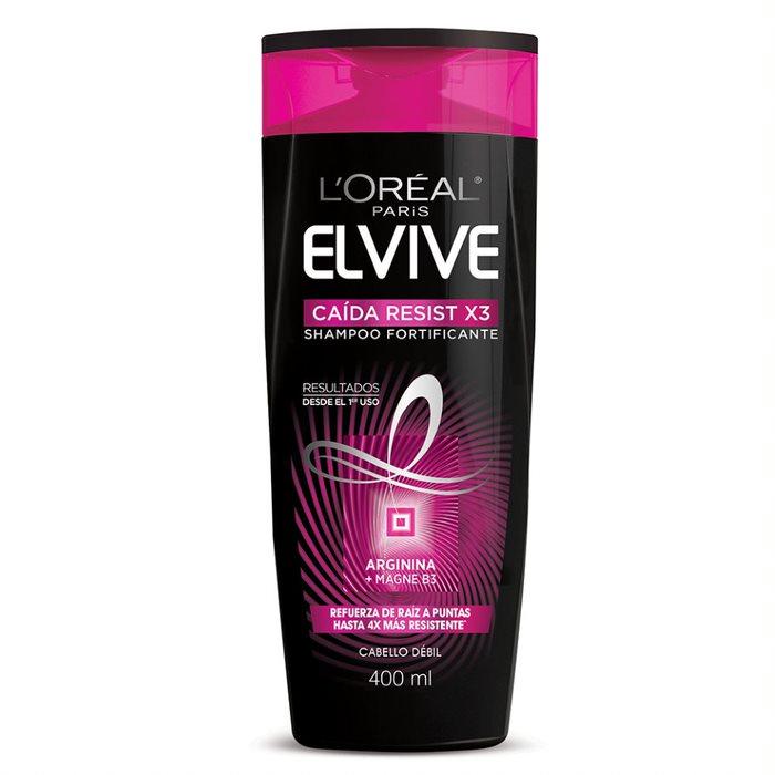 Transforma la fibra capilar con la poderosa fórmula Elvive Caída Resist de L'Oréal Paris