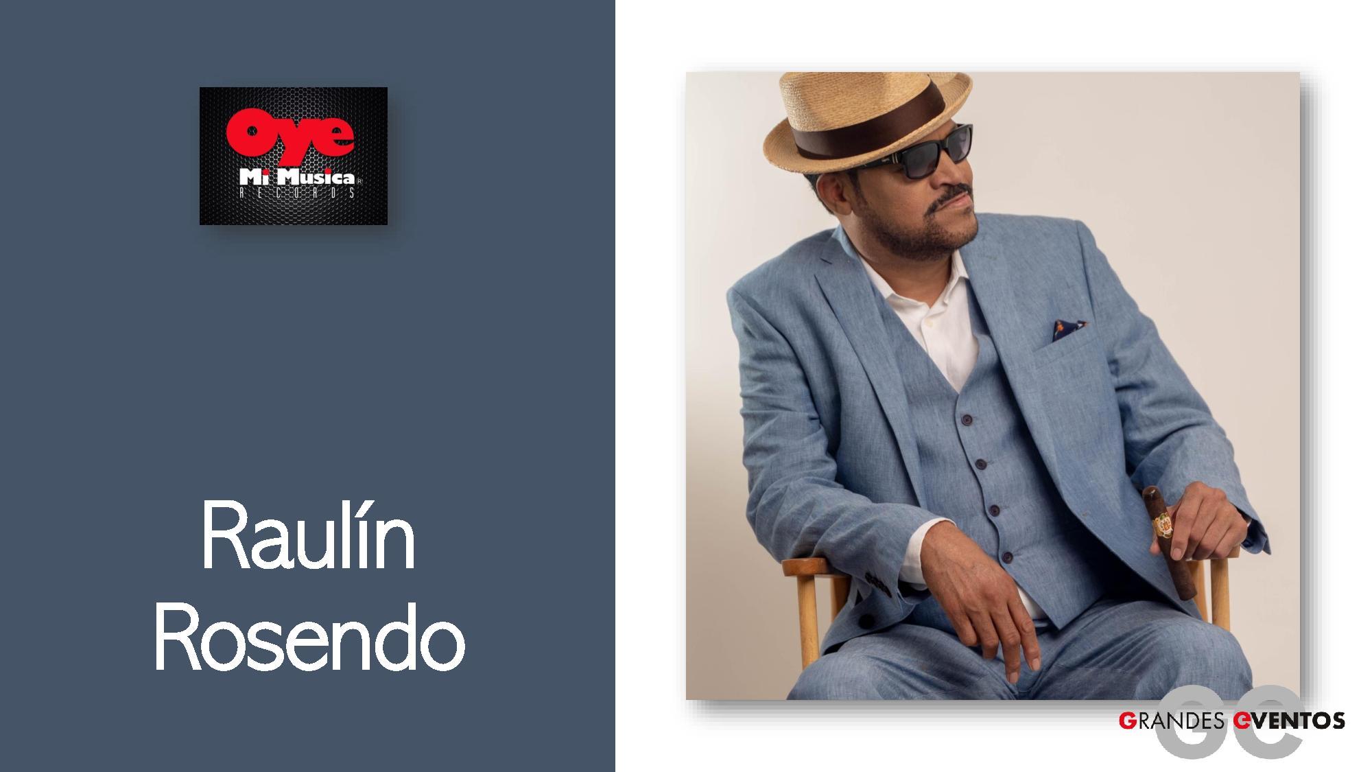 Raulín Rosendo:una de las figuras dominicanas más trascendentales de la música tropical