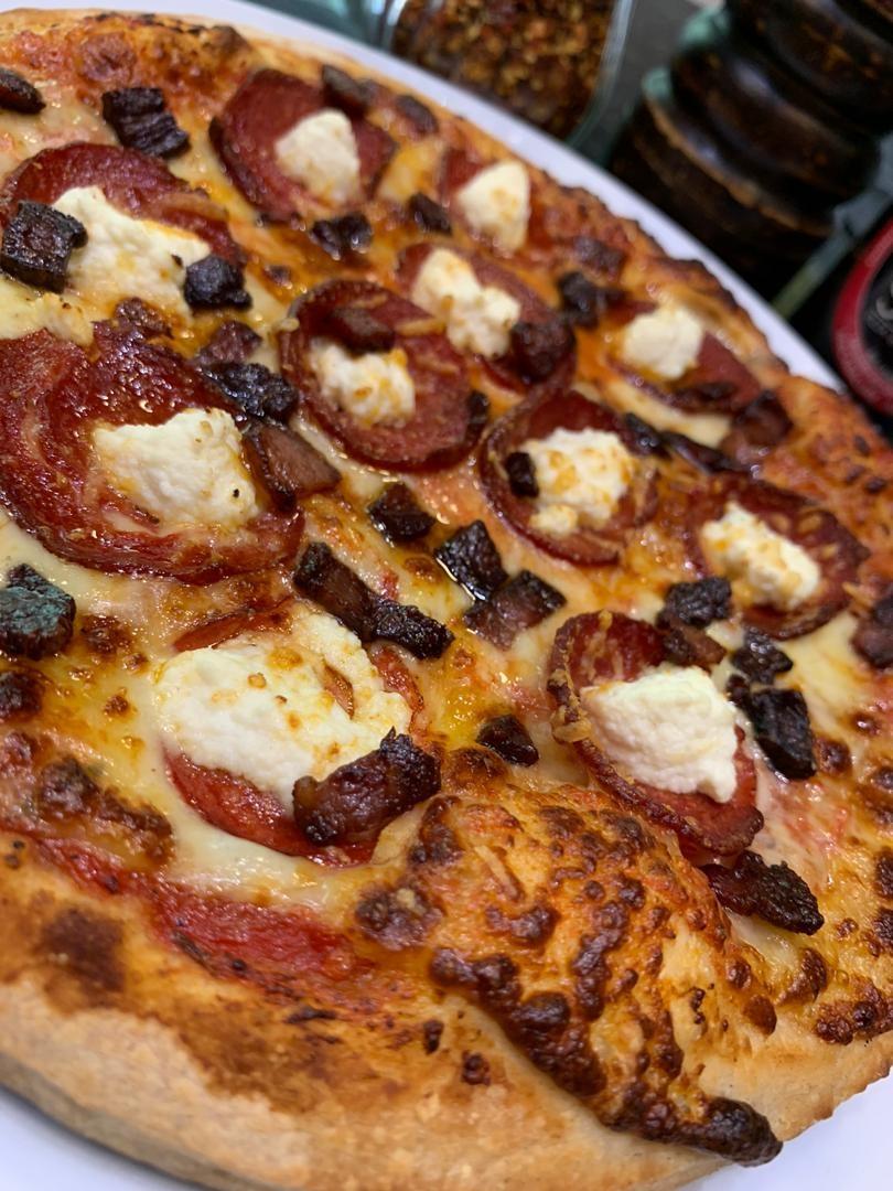 """Soho American Gourmet te trae su pizza del momento """"La Madison"""""""