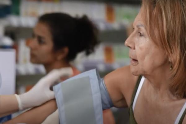 A través del programa Cuidamos Tu Salud, Farmatodo participa en iniciativa global de concientización sobre hipertensión arterial
