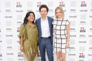 El telón cae sobre Venecia 77. Leone d'Argento a Michel Franco, director de «New Order», nuestro invitado en el Corradi Cinema Lounge