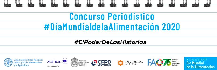 FAO lanza concurso para periodistas en América Latina y el Caribe y premiará a los ganadores con becas en prestigiosas universidades de la región