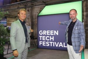 GREENTECH FESTIVAL 2020 16-18 September, Kraftwerk Berlin & online