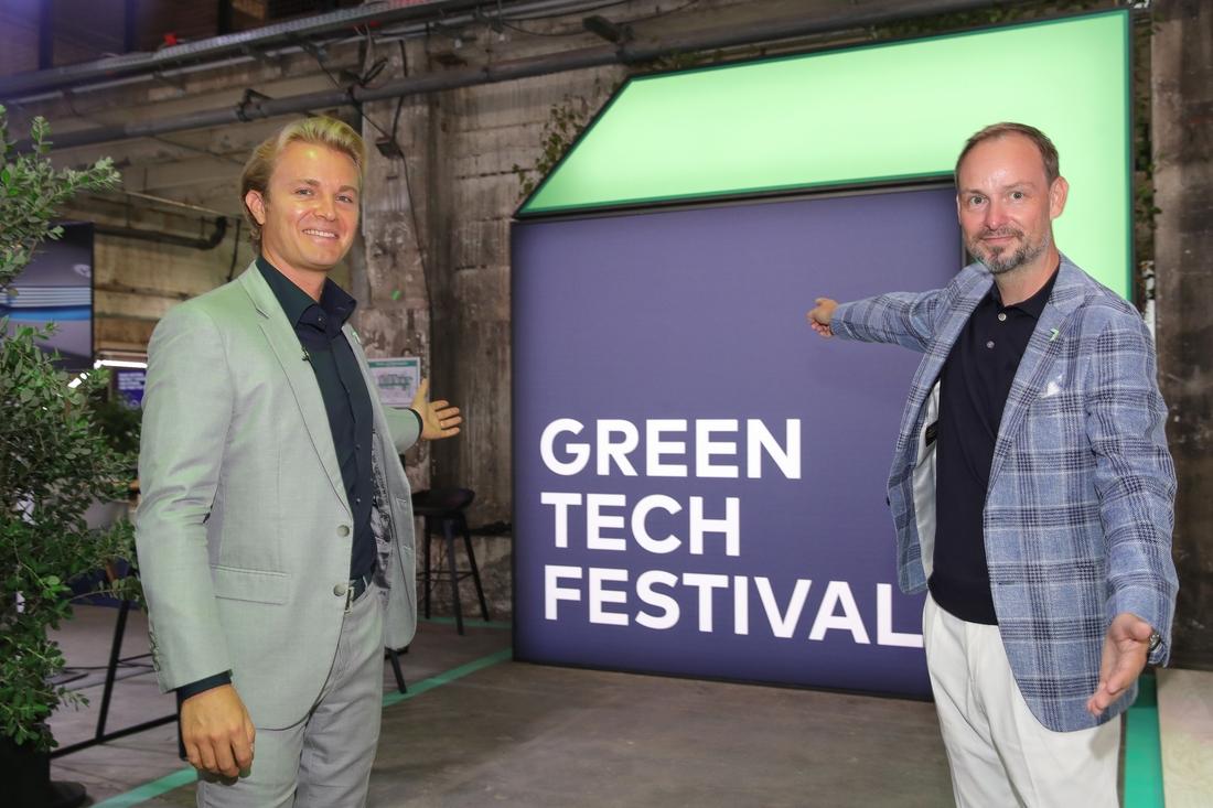 GREENTECH FESTIVAL 2020 16-18 September, Kraftwerk Berlin & online