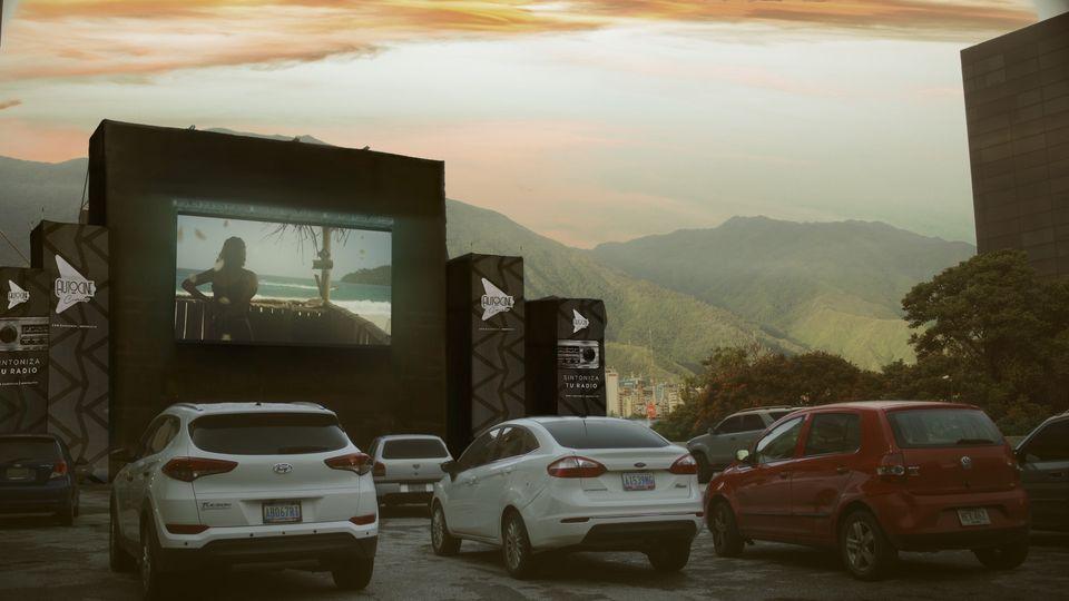 Autocine Caracas abre sus puertas en el CCCT
