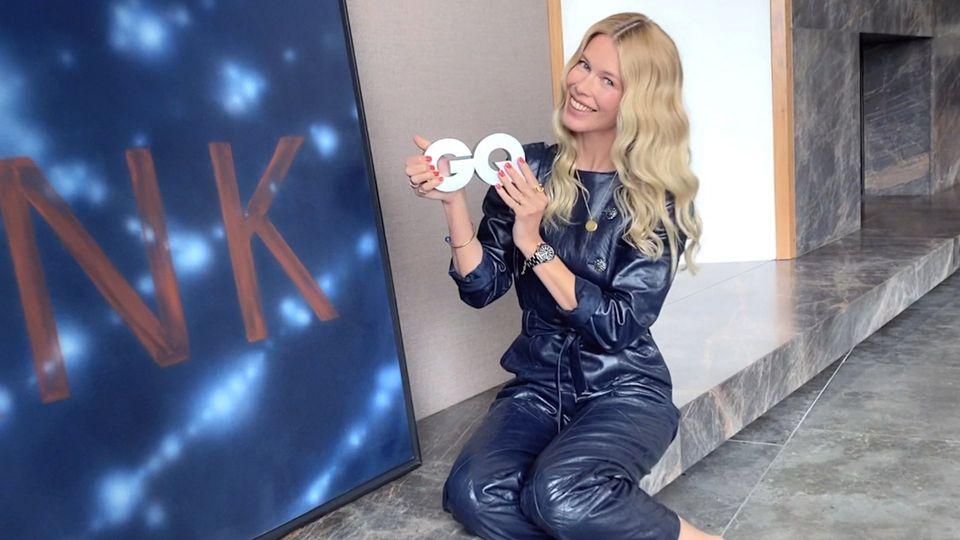 Premios GQ Hombres del año 2020: Leon Goretzka, Claudia Schiffer, Jean Paul Gaultier, Kimberly Jones y Zachary Quinto reciben los premios GQ 2020